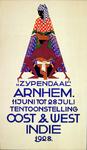 G-0000-0515 Zypendaal Arnhem. 11 Juni - 28 Juli 1928 Tentoonstelling Oost en West Indië.