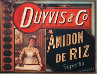 G-0000-0536 Duyvis & Co. Amidon de riz Superfin.
