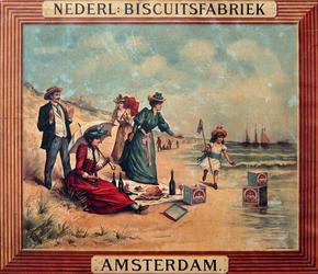 G-0000-0539 Nederl. Biscuitfabriek, Amsterdam.