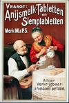 G-0000-0615 M. & P. Smulders, Rotterdam . Vraagt Anijsmelk-Tabletten en Slemptabletten. Merk: M & P.S. Alhier ...