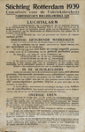 IA-1939-0015 Stichting Rotterdam 1939. Commissie voor de Fabriekskeukens. Fabriekskeuken Holland-Amerika Lijn. ...