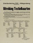 IA-1940-0068 Bekendmaking burgemeester Hillegersberg. Uitreiking textielkaarten.