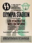 IA-1941-0056 S.S. - Und polizie sport gemeinschaft Niederlande 19-21 September Olympia Stadion Amsterdam ...