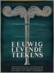 IA-1941-0058 Eeuwig levende teekens. Tentoonstelling van Volksche zinnebeelden. Gemeentemuseum Den Haag October-December.