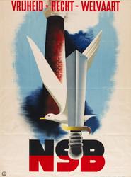 IA-1941-0078 Vrijheid - Recht - Welvaart N.S.B.