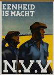 IA-1941-0092 Eenheid is macht. N.V.V.