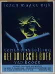IA-1942-0010 Lezen maakt rijk. Tentoonstelling Het Duitsche Boek van heden. Museum Boymans Rotterdam 24 Februari - 8 Maart.
