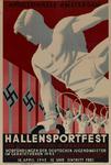 IA-1942-0012 Apollohalle Amsterdam. Hallensportfest der Hitler-Jugend in den Nederland (... ) 18 april 1943.