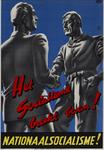 IA-1942-0016 Het Socialisme breekt baan ! Nationaal Socialisme!