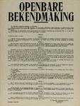 IA-1942-0017 Openbare bekendmaking van de plaatselijke Luchtbeschermingsdienst voor Rotterdam. 9 mei 1942.
