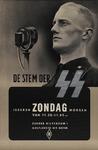 IA-1942-0055 De stem der S.S. Iederen zondagmorgen van 11.30-11.45. Zender Hilversum 1.