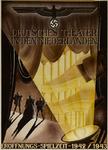 IA-1942-0063 Deutsches Theater in den Niederlanden. Eröffnungs-Spielzeit 1942-1943.