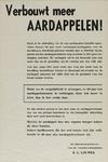 IA-1943-0001 Verbouwt meer aardappelen. Directoraat-Generaal der Voedselvoorziening, S.L. Louwes.