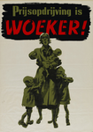 IA-1943-0048A Prijsopdrijving is Woeker.