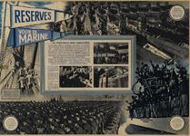 IA-1943-0133 Reserves voor de Marine. Kriegsmarine.