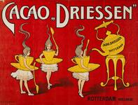 II-0000-0103 A. Driessen. Cacao Driessen .