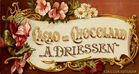 II-0000-0104 A. Driessen. Cacao en Chocolaad.