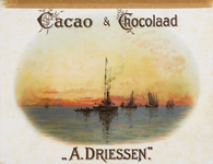 II-0000-0105 A. Driessen. Cacao en Chocolaad.