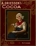 II-0000-0108 A. Driessen. A. Driessen's Cocoa Rotterdam.