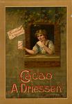 II-0000-0110 A. Driessen. Chocolaad Cacao A. Driessen Rotterdam.