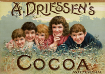 II-0000-0120 A. Driessen. Cocoa Rotterdam.