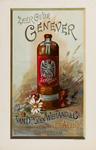 II-0000-0126 Van Dulken Weiland & Co. Distilleerderij De Arend . Zeer Oude Genever.