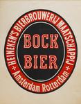 II-0000-0146 Heineken's Bierbrouwerij Maatschappij. Bock Bier.