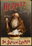 II-0000-0158 Hermit Soap. Marvellous !!!. The Startling Cleanser.