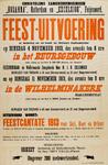 II-0000-0162 Christelijke Zangvereenigingen Hosanna Rotterdam en Excelsior Feijenoord. Feestuitvoering op Dinsdag 4 ...