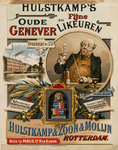 II-0000-0167 Hulstkamp & Zoon & Molijn, Rotterdam. Hulstkamp's Oude Genever en Fijne Likeuren.