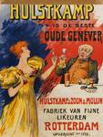 II-0000-0168 Hulstkamp & Zoon & Molijn, Rotterdam. Hulstkamp is de beste Oude Genever.