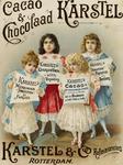 II-0000-0179 Karstel & Co., Rotterdam. Cacao & Chocolaad Karstel.