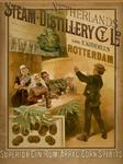 II-0000-0189 E. Kiderlen Rotterdam-Delfshaven. Netherlands Steam Distillery late E. Kiderlen.
