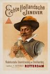 II-0000-0190 Nederlandsche Stoombranderij en Distilleerderij v/h E. Kiderlen Rotterdam. Echte Hollandsche Jenever.