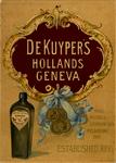 II-0000-0200 De Kuyper's Hollands geneva.