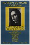 II-0000-0229 Museum Boymans. Meesterwerken uit vier eeuwen. 1400-1800. 25 juni-15 oct. 1938.