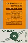 II-0000-0273 Ontdek uw stad. Tentoonstelling door jonge werkloozen ingericht in het gebouw Schiedamschesingel 55.