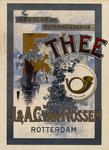 II-0000-0293 J. en A.C. van Rossem, Rotterdam. De Posthoorn. Geurige en waterhoudende thee.