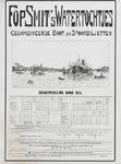 II-0000-0350 Fop Smit & Co. Rotterdam Dienstregeling Anno 1912. Watertochtjes. Gecombineerde Boot- en Spoorbiljetten. ...