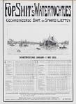 II-0000-0351 Fop Smit & Co. Rotterdam. Dienstregeling Januari-1 Mei 1913. Gecombineerde Boot- en Spoorbiljetten.