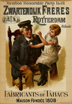 II-0000-0431 Gebr. 's Zwartendijk Rotterdam. Zwartendijk Frères, Rotterdam, Hollande. Mention Honorable Paris 1889. ...