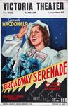 VIIIS-0000-0068 Broadway Serenade. Jeanette Macdonald, Lew Ayres, Ian Hunter, Fr. Morgan. Victoria Theater Alkmaar.