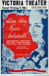 VIIIS-0000-0077 Marie Antoinette. Norma Shearer, Tyrone Power. Victoria Theater Alkmaar