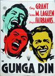 VIIIS-0000-0080 Gunga Din. Gary Grant, Victor Mc Laglen, Douglas Fairbanks Jr.