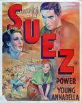 VIIIS-0000-0090 Suez. Tyrone Power, Loretta Yong, Annabella.