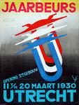 X-0000-0019 Jaarbeurs Utrecht. Opening 2e gebouw, 11 t/m 20 Maart 1930.