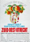 X-0000-0205 Utrechtsch Fruit blinkt uit. Fruitteelt tentoonstelling Zuid-Oost-Utrechtsch Fruitshow op het landgoed ...
