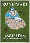 X-0000-0215 Rondvaart Amsterdam Reederij Plas, Damrak Steiger 1.