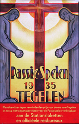 X-0000-0318 Passiespelen Tegelen, 1935.