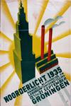X-0000-0371 Noorderlicht. 1935. Handels-, Nijverheids- en Landbouwtentoonstelling 12 t/m 21 September, Groningen.